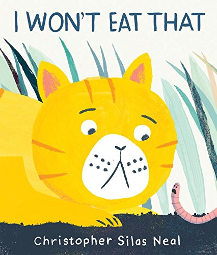 Book Cover: I Won't Eat That