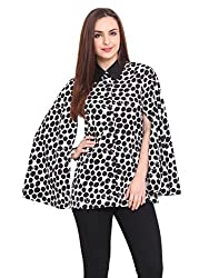 Printed Shirt With Open Sleeves Large