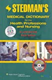 img - for Stedman's Medical Dictionary for the Health Professions and Nursing, Illustrated (Point (Lippincott Williams & Wilkins)) book / textbook / text book