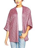 SO Cachemire & Knitwear Chaqueta Punto Odile (Burdeos)