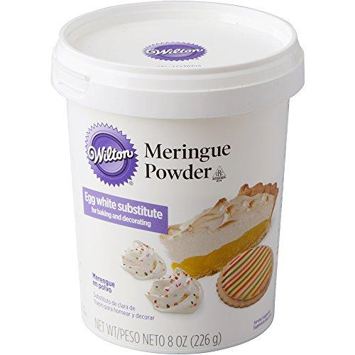 Wilton Brands Meringue powder-8oz, d'autres, multicolore
