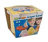 maro-juguetes 65212 - Arena Ángel - de forma individual, juguetes de construcción y de la construcción, 0,4 l, amarillo