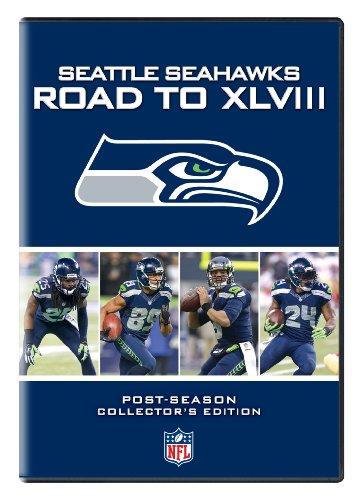 DVD : Seattle Seahawks: Road To Xlviii (3 Discos)