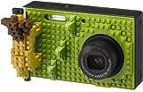 PENTAX デジタルカメラ Optio NB1000 サファリ ナノブロックボディ 1400万画素 27.5mm 光学4倍OPTIONB1000SF