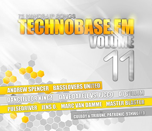 VA - Technobase.FM Vol 11-3CD-2015-ZzZz Download