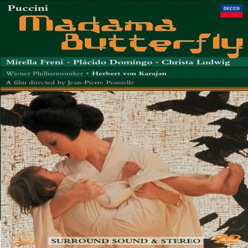 Puccini: Madama Butterfly -- 1974 film version/Von Karajan [DVD] [US Import] [NTSC]
