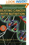 Beating Cancer with Nutrition, book with CD