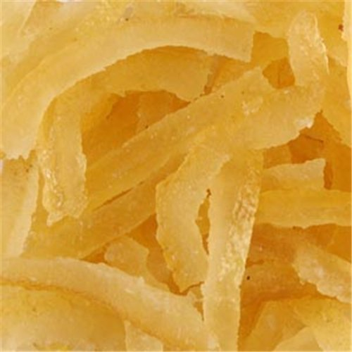 Candied Citrus Peels -- Lemon and Orange