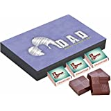 Best Fathers Day Gift - 12 Chocolate Gift Box - Fathers Day Presents
