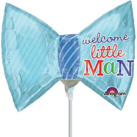 Little Prince Bow Tie Mini Shape