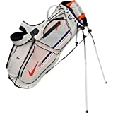 Nike Golf 2012 Xtreme Sport IV Stand Bag-Sail/Team Orange/Blackened Blue