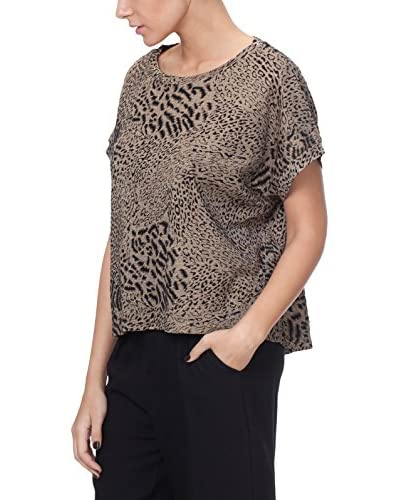 TANTRA Blusa [Leopardo]