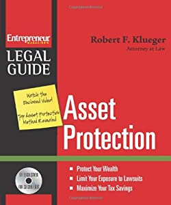 "Cover of ""Asset Protection (Entrepreneur ..."