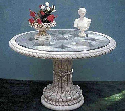 Tischgestell-mit-Glasplatte-Farbe-sandstein