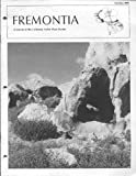 Fremontia: A Journal of the California Native Plant Society October 1989 (Fremontia, Vol. 17 No. 3)