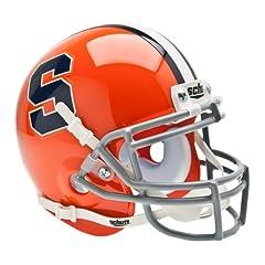 Buy NCAA Syracuse Orangemen Collectible Mini Helmet by Schutt