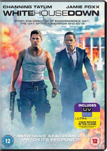 White House Down (DVD + UV Copy) [2013]