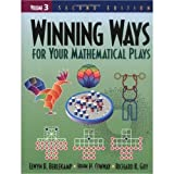 Winning Ways for Your Mathematical Plays, Volume 3 (1568811438) by Berlekamp, Elwyn R.