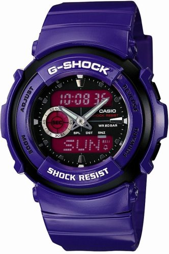 CASIO (カシオ) 腕時計 G-SHOCK Crazy Colors G-300SC-6AJF