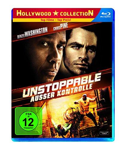 Unstoppable - Außer Kontrolle [Blu-ray]