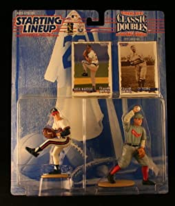 GREG MADDUX ATLANTA BRAVES & CY YOUNG BOSTON RED SOX 1997 MLB Classic Doubles... by Starting Line Up