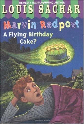 A Flying Birthday Cake?