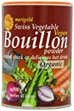 Marigold Organic Swiss Vegetable Bouillon Powder 900 G