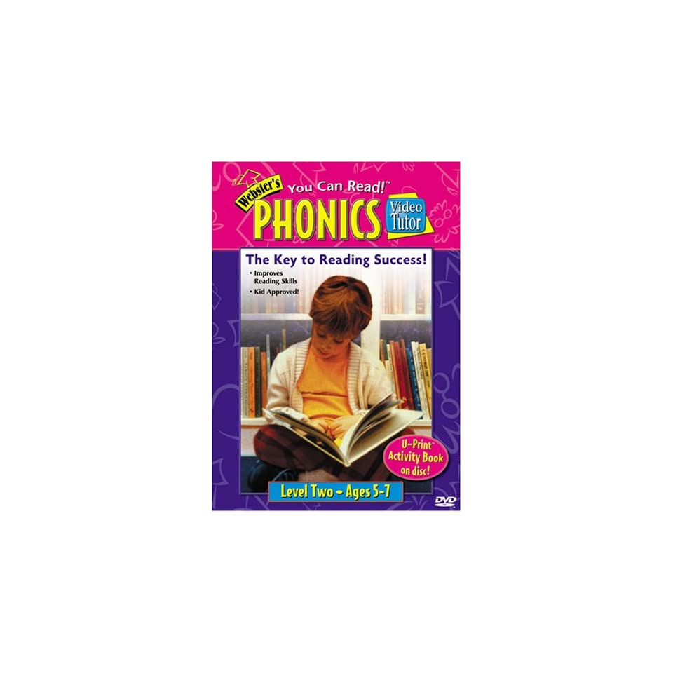Websters Phonics Video Tutor (9781591253129) DVD Books