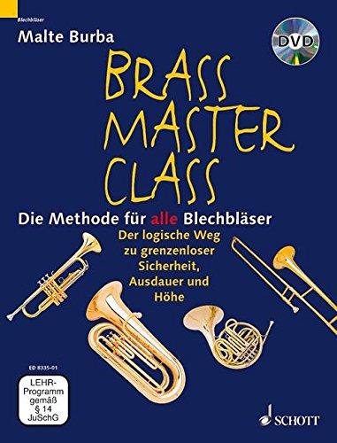 Brass-Master-Class-Die-Methode-fr-alle-Blechblser-mit-DVD
