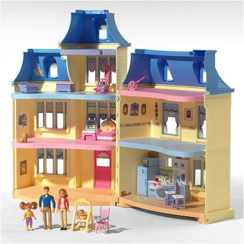 Buy Low Price Fisher Price Loving Family Sweet Sounds Dollhouse Figure (B000099Z3R)