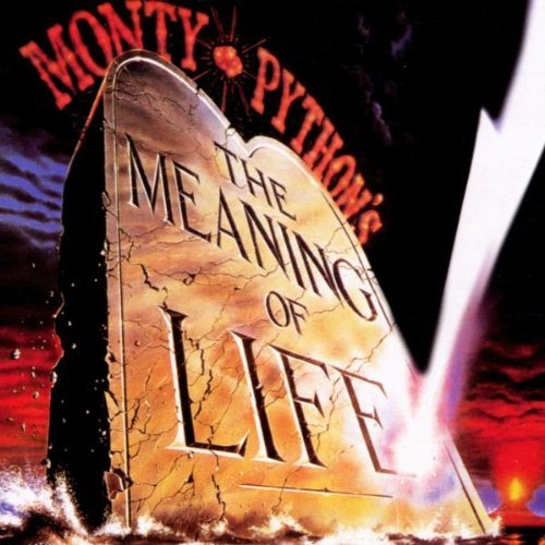 The Meaning of Life by Monty Python (2002-08-02)