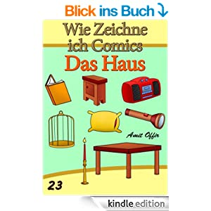 zeichnen b cher wie zeichne ich comics das haus. Black Bedroom Furniture Sets. Home Design Ideas