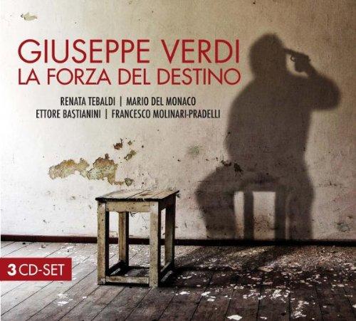 La Forza Del Destino - Verdi -  3 CD
