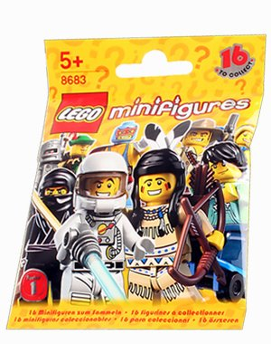 LEGO-Minifigure-Collection-Series-1-Mystery-Bag-Pack-1-Random-Mini-Figure