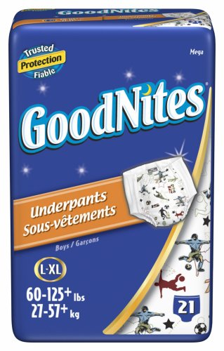 Huggies GoodNites Underpants, Boys