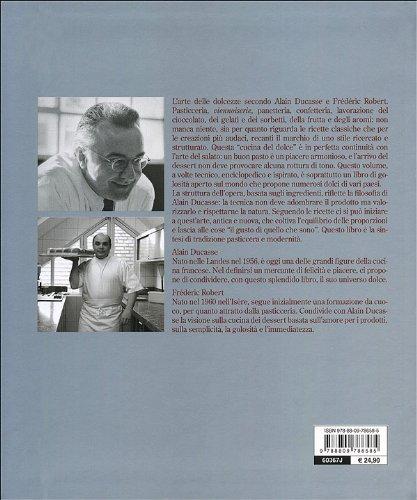 Libro il grande libro di cucina di alain ducasse dessert di robert fr d ric - Il libro di cucina hoepli pdf ...