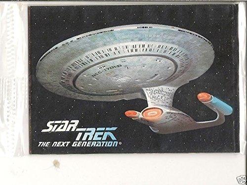 star-trek-tng-1994-waldenbook-4-promo-card-set
