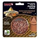 Gamo Luxor Cu Sharp Pyramid Shaped .22 Caliber Hunting Pellet