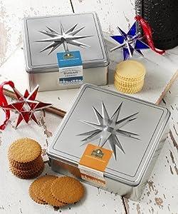 Moravian Sugar Cookie Tin