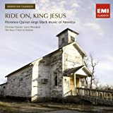 Ride on King Jesus - Florence Quivar sings black music of America Florence Quivar