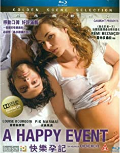 A Happy Event (Region A) (English subtitled) French movie