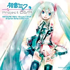 �����~�N-Project DIVA- Original Song Collection