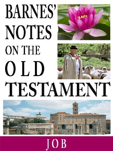 Barnes' Notes on the Old Testament-Book of Job (Annotated) (Albert Barnes Old Testament compare prices)