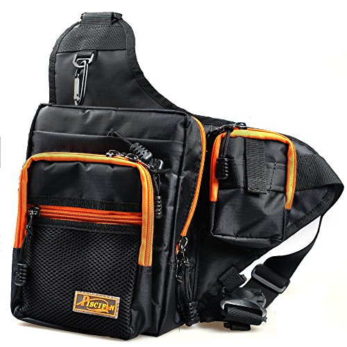 Piscifun Shoulder Bag Waterproof Outdoor Sports