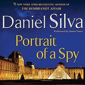 Portrait of a Spy Hörbuch