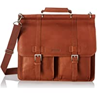 Kenneth Cole Reaction Mind Your Own Business Laptop Case (Cognac)
