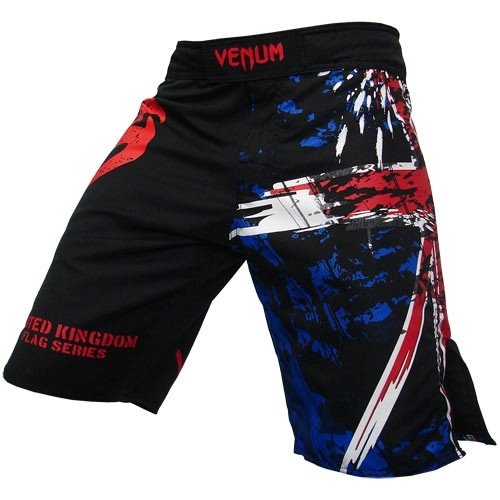 Venum UK Flag Series MMA Fight Shorts - 34