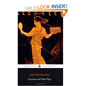Lysistrata and Other Plays (Penguin Classics) by Aristophanes