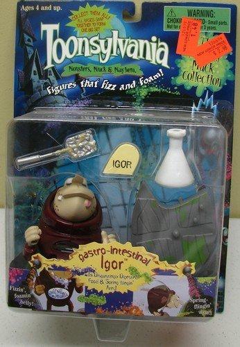 Gastro-intestinal Igor: Toonsylvania Monsters, Muck & Mayhem Action Figure - 1