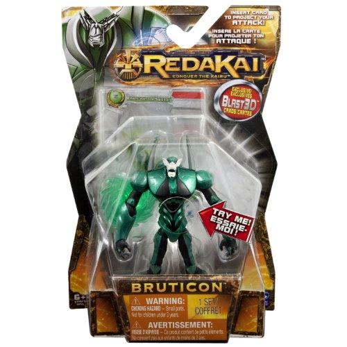 Redakai - Deluxe Figure with Cards - Green Bruticon